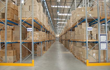 Selecting Pallet Racking for Your Warehouse | APC Storage